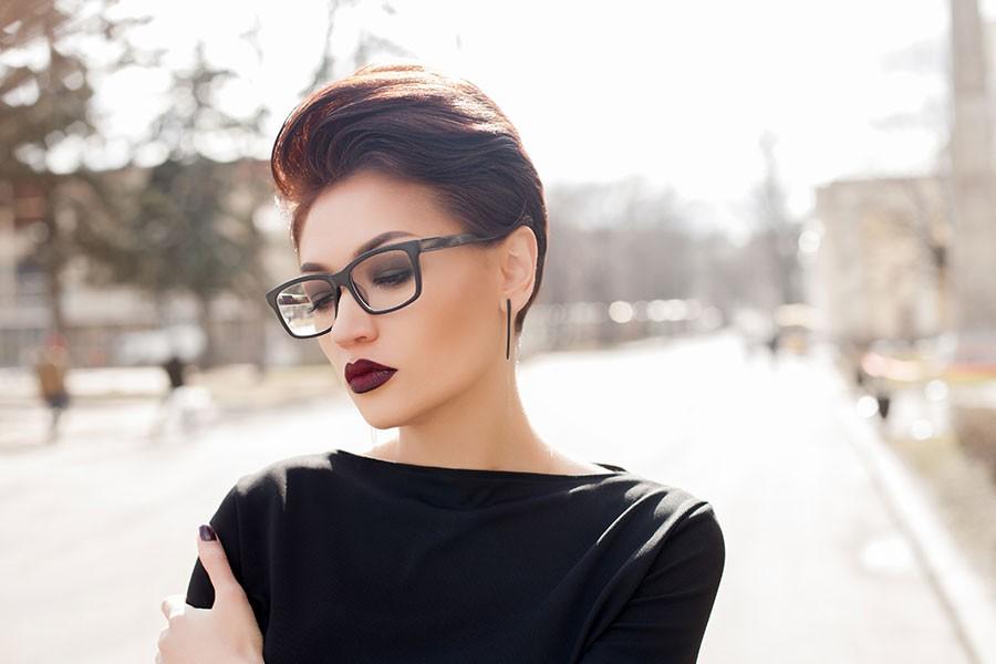 Tagli corti donna - Ermanno Mossio - Salone parrucchieri ...