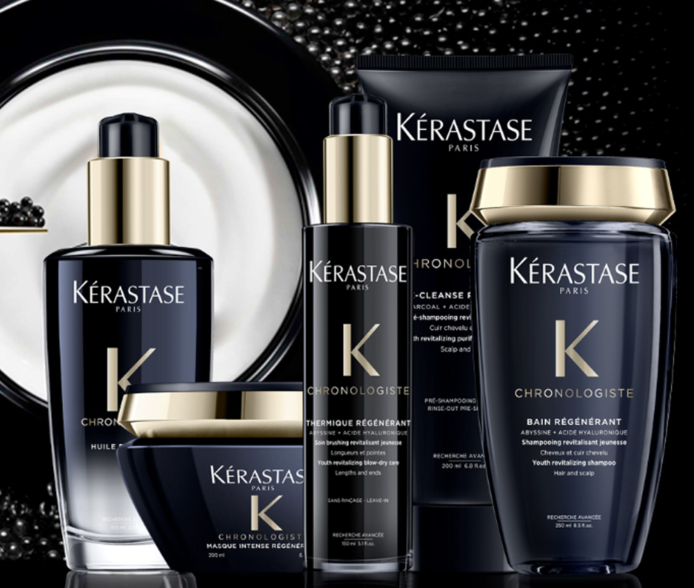 New Chronologiste Kerastase - New Chronologiste Kerastase - Ermanno Mossio - Alba(CN)!